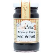 Red Velvet flavour paste