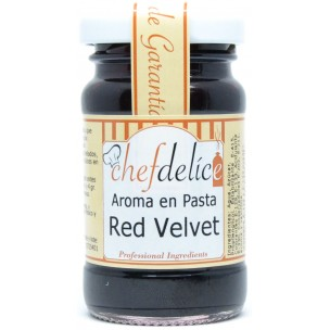 Red Velvet aroma en pasta