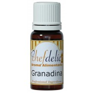 Aroma de granadina