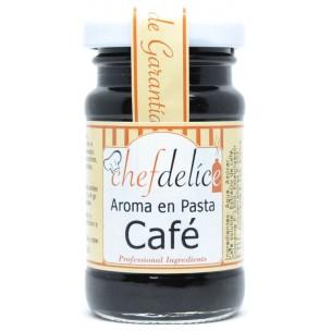 Aroma de café en pasta