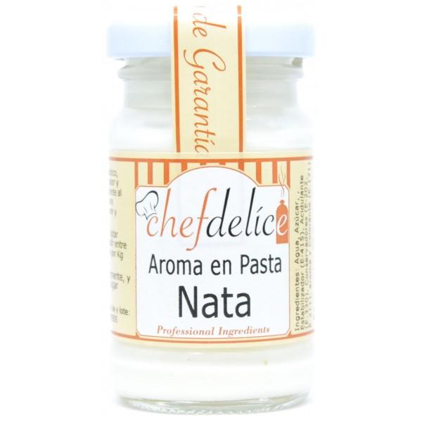 Aroma de nata en pasta